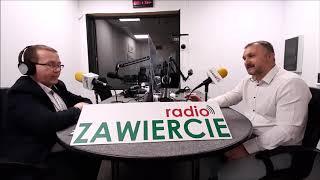 3 grudnia 2020 - Gość Dnia Radia Zawiercie: Damian Świderski, radny miejski