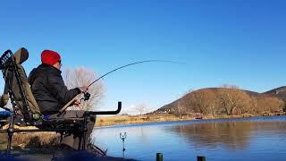 Winter method feeder fishing - Drennan Acolyte Ultra 11' feeder