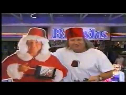 Brashs staff Christmas video 1994 (Australia)