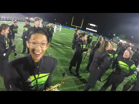 Clear Falls High School 2019 On Winter's Breath Trombone Cam