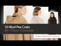 10 Wool Pea Coats By Vince Camuto Amazon Fashion 2017 Collection