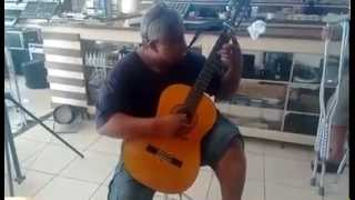 Bachianinha Nº1 Interpretado Por Rogério Amaral