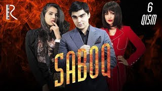 Saboq (o'zbek serial) | Сабок (узбек сериал) 6-qism