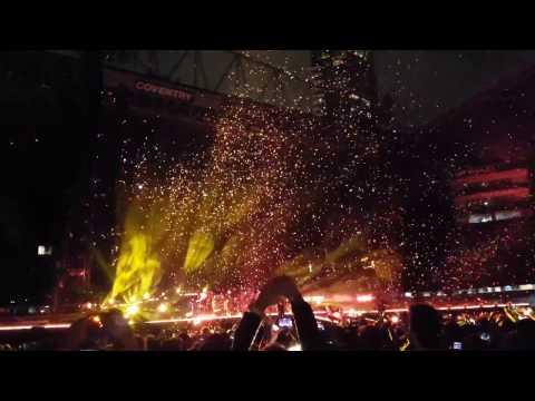 Coldplay - 4K Fix You (Melbourne 10/12/16)