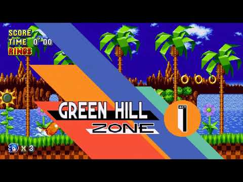 Sonic Green Zones All Acts