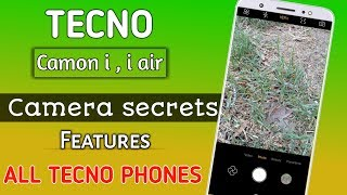 Tecno phones camera secret features || Blur background without dual camera || by bk facts