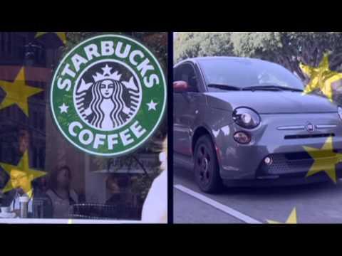 Starbucks, FIAT 'illegal' tax deals | CNBC International