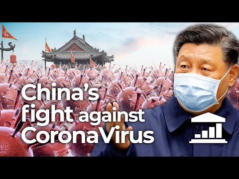 How Did CHINA Deal With CORONAVIRUS? - VisualPolitik EN