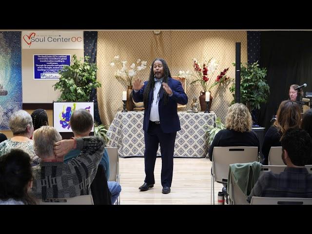 "Sunday Message Jason D. Mitchell, ASLP ""The Paradox of Changeless"""