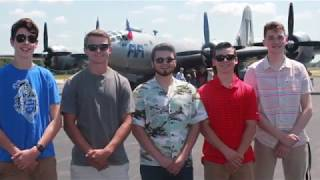 CETA Students Take Flight in SNHU Aviation Operations Program