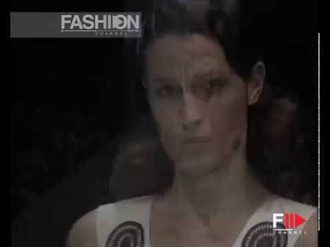 LA PERLA Spring Summer 2005 Milan Pret a Porter by Fashion Channel