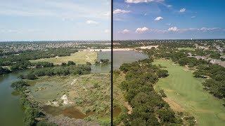 DJI Mavic Pro Polarized ND Filters Comparision - Polar Pro Vivid Filters