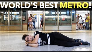 World's Best Metro!