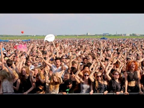 Alle Farben @ Tempelhof Airport /// Berlin Sessions (Special)