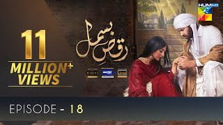 Raqs-e-Bismil Episode 18 | Digitally Presented by Master Paints & Powered by West Marina | HUM TV