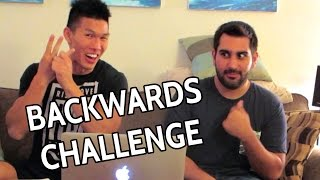 BACKWARDS CHALLENGE - Life After College: Ep. 376
