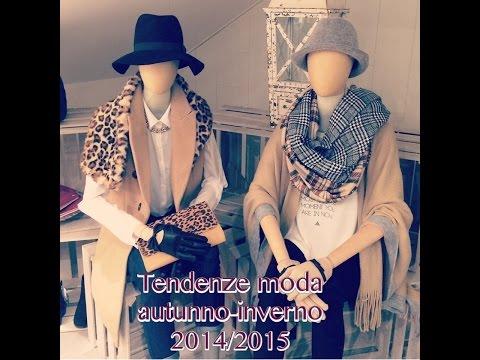 Tendenza moda stagione autunno inverno 2014 2015!