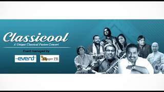 Raag Anandi Kalyan Classical recital - Classicool   Purbayan Chatterjee & Satyajit Talwalkar