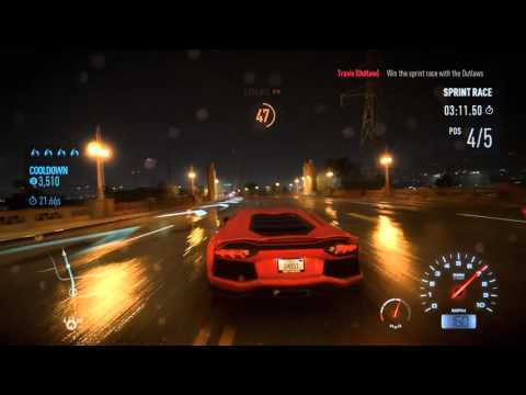 I Am The Law (Final Story Outlaw Mission) Gameplay in Need for Speed 2015