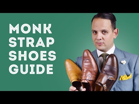 Monk Strap Shoes Guide - How To Wear & Buy Single & Double Monks