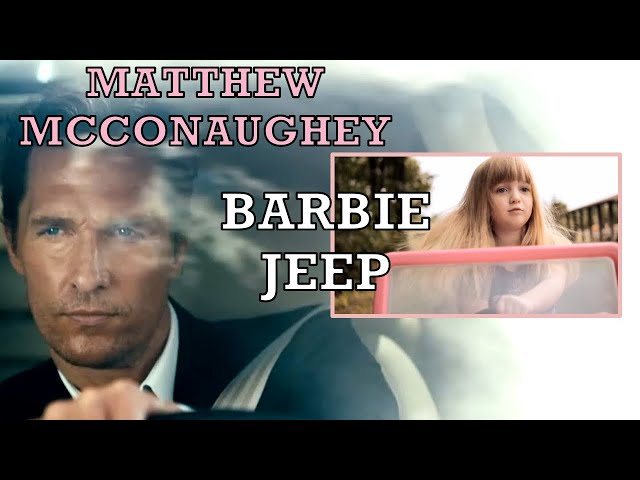 Watch This Matthew Mcconaughey Lincoln Commercial Parody By A Little