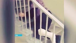 Пациентка уфимской поликлинники с переломом ноги ползком добиралась до рентген-кабинета