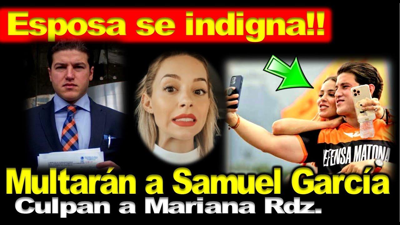 INE trata con amor a Samuel García, lo multa y berrinchea ¿Por qué no trato igual a Macedonio-Morón?