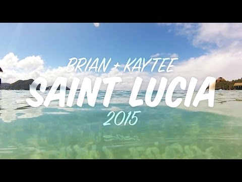 Saint Lucia Vacation 2015 (GoPro Video)