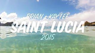 Saint Lucia Vacation 2015 (GoPro Video)
