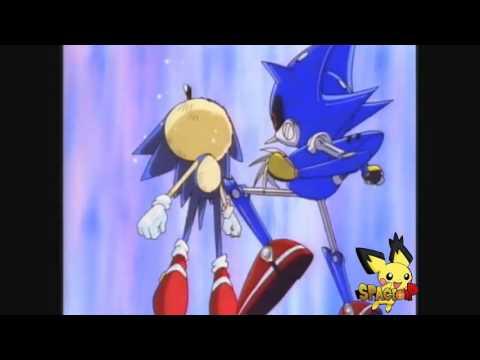 Sonic VS Metal Sonic (Full Fight)