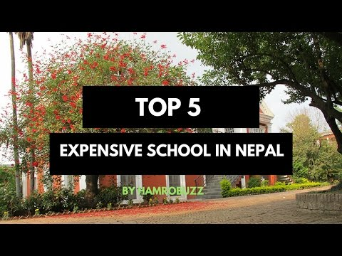 Top 5 Expensive School In Nepal
