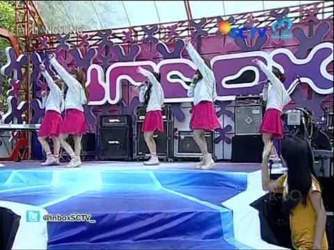 BE5T Live At Inbox (31-08-2012) Courtesy SCTV