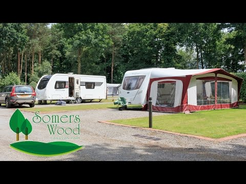 Somers Wood Caravan Park Just For Adults In Meriden, England. Www.somerswood.co.uk  Tel: 01676522978