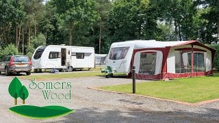 Somers Wood Touring Caravan Park for Adults Only