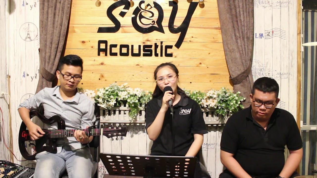 Ngày tận thế [Tóc Tiên x Emcee x Touliver x Tinle] Guitar Cover | Thảo Trang | Say Acoustic Cafe