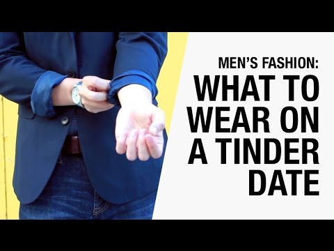 what to wear on first tinder date
