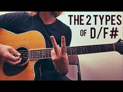 2 Types of D/F# | Guitar Lesson