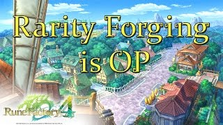 Rune Factory 4: Rarity System and Hidden Item Effects