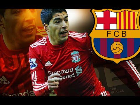 Luis Suárez ● Welcome to FC Barcelona | HD 1080p