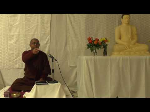 Q & A discussion on Maha Satipatthana Sutta: Meditation Retreat Day 02