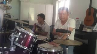 Nhật Kí Đời Tôi - Biển Mặn - Guitar - Drum