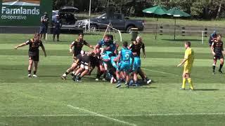 Chiefs vs Blues / Super Rugby 2018 Pre Season / 02.02.2018