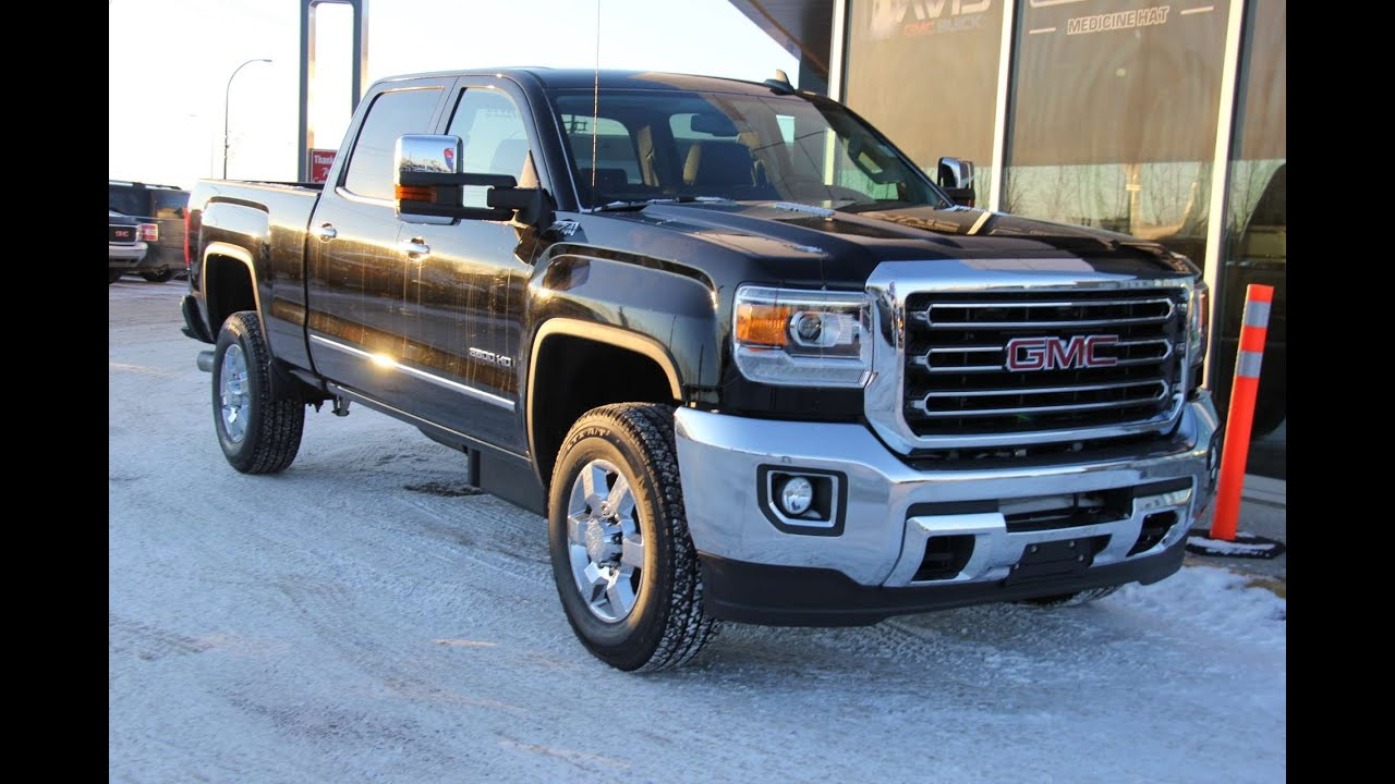 brand new 2016 gmc sierra 3500hd slt for sale in medicine hat ab youtube. Black Bedroom Furniture Sets. Home Design Ideas