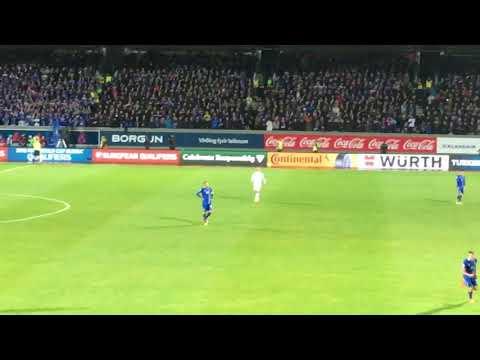 Iceland vs Kosovo final sec :)