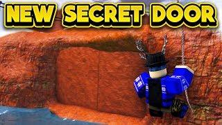 NEW SECRET DOOR NEXT UPDATE! (ROBLOX Jailbreak)
