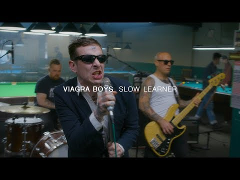 Viagra Boys - Slow Learner | Audiotree Far Out