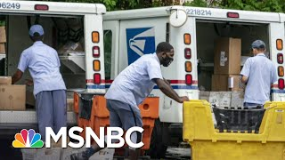 Lt. Gen. Honoré Torches Trump For Attacks On The Post Office | The 11th Hour | MSNBC