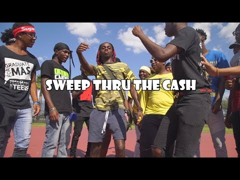 Tisa Korean - Sweep Thru The Cash (Official Dance Video) shot by @Jmoney1041