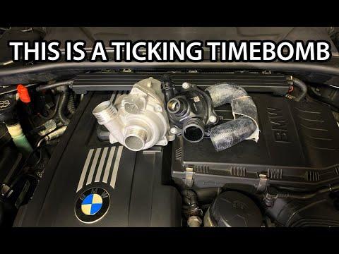 BMW E90 Water Pump DIY