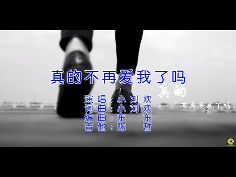 小劉歡 - 真的不再愛我了嗎 - YouTube